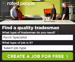 Discover West Bromwich Porch Builders With Rated People